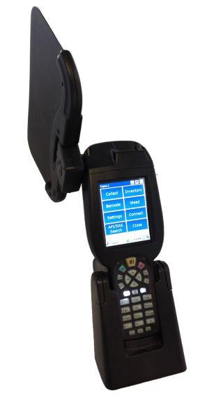 Topaz HF inventory control reader