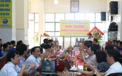 Grand Opening – Vinh University  – Vietnam