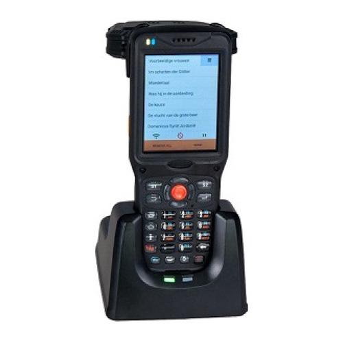 Inventory Topaz RFID handscanner