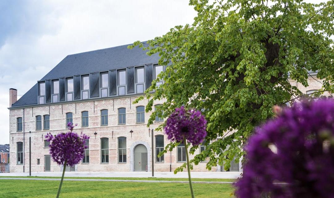 Opening nieuwe bibliotheek Het Predikheren, Mechelen, België
