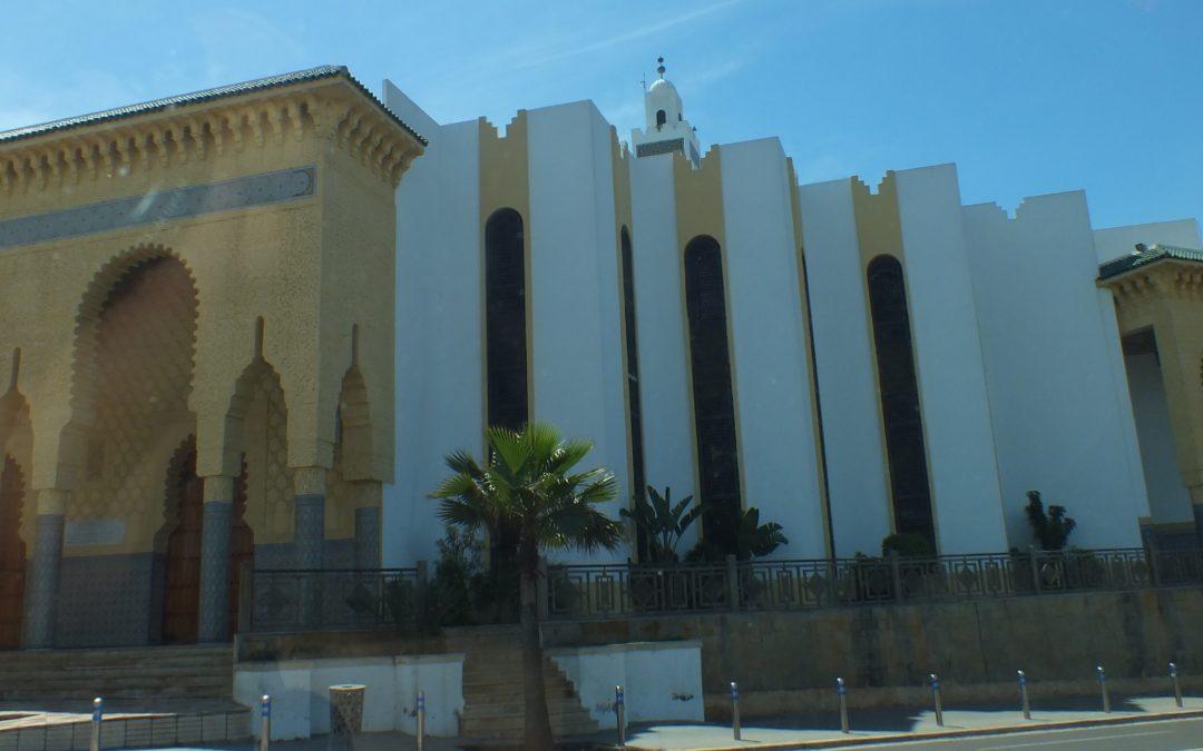 Hybrid installation – Casablanca  library Al Saoud Foundation